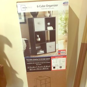 NIB: Home Storage Organizer